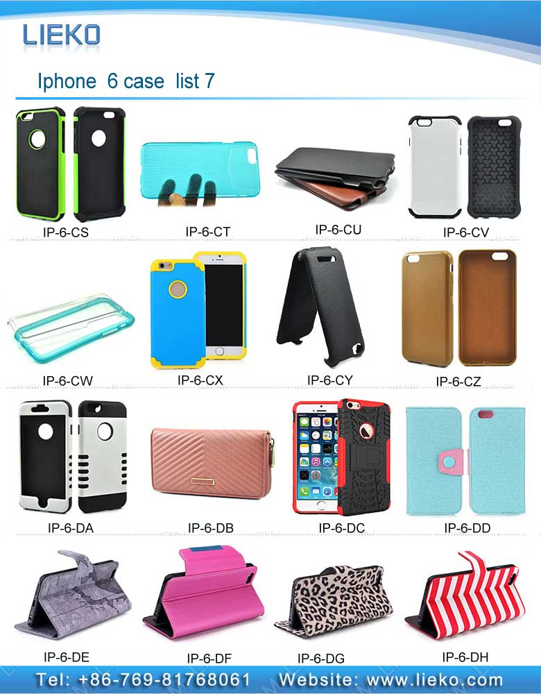 Iphone 6 case list 7|Index Products|