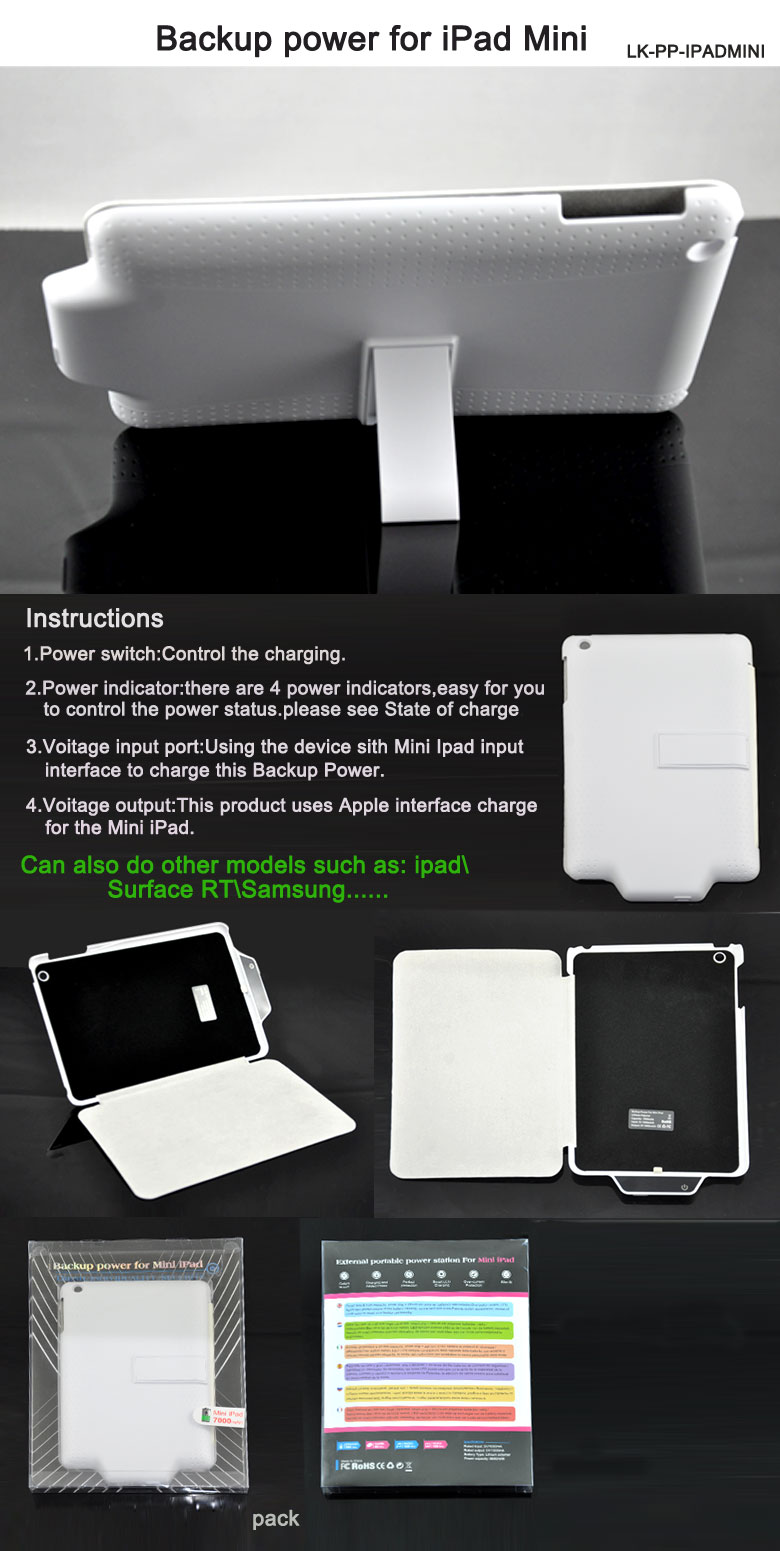 Backup power for ipad mini|Portable Power|iPad mini|Samsung ...