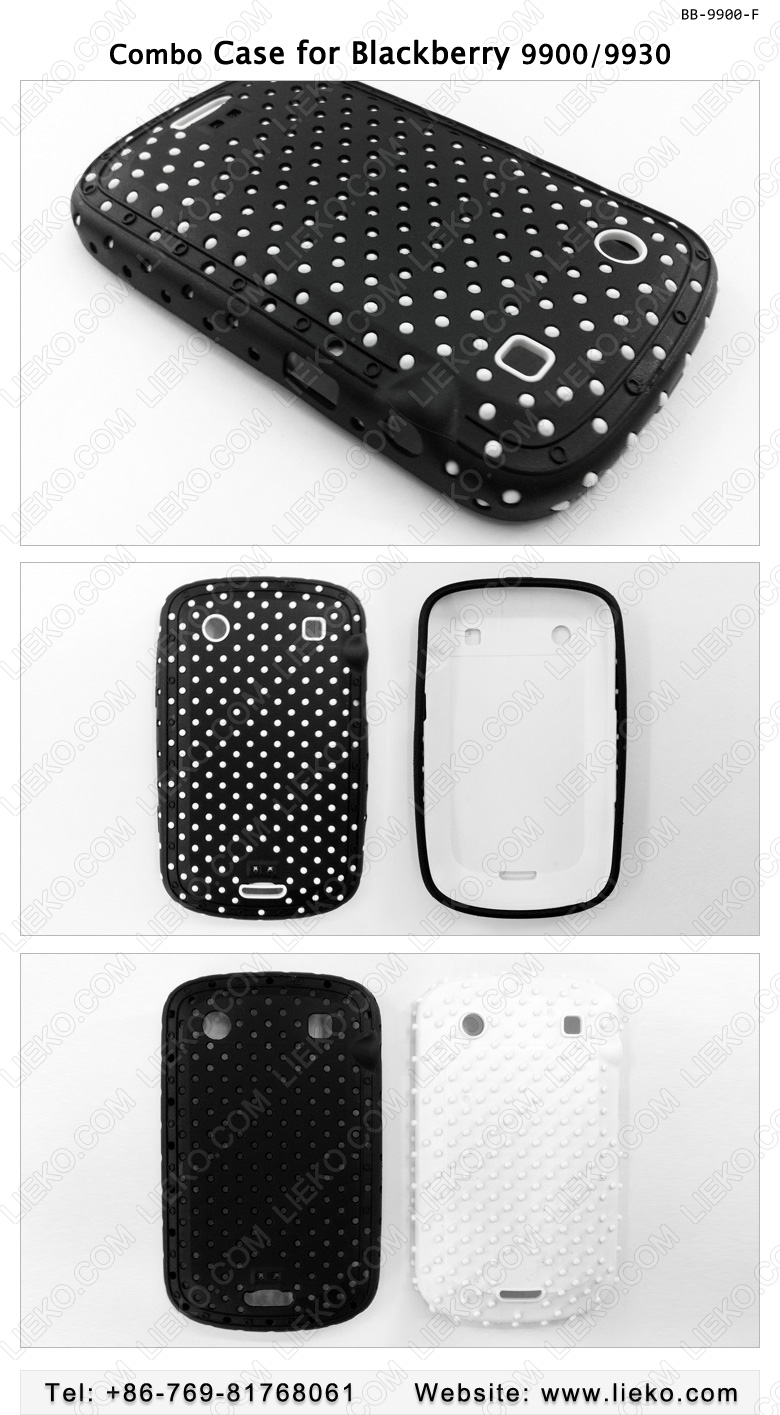 blackberry 9900/9930 combo Protector BB-9900-F - Blackberry 9900 ...